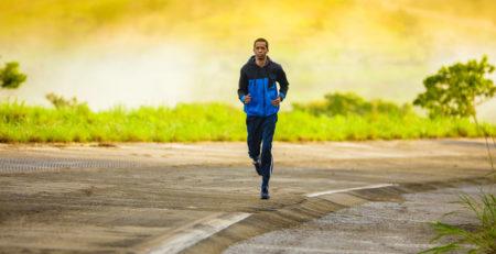 Sandsynligheden for at du begynder at løbe