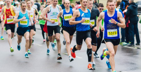 12 ugers marathonprogram