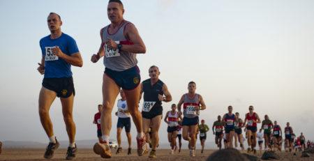 Pacetabeller til forskellige løbedistancer