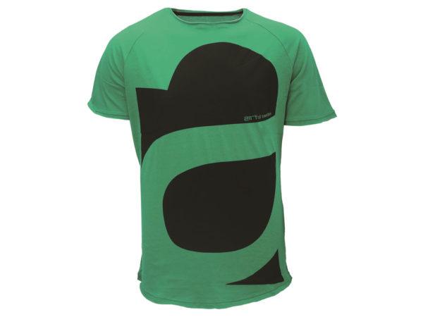 2117 Of Sweden Apelviken - T-shirt - Herre - Grøn - Str. XL