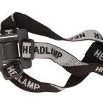 Atredo – Bånd til hoved eller hjelm – Til Atredo MTB lygte