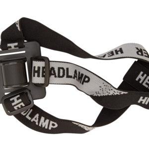 Atredo - Bånd til hoved eller hjelm - Til Atredo MTB lygte