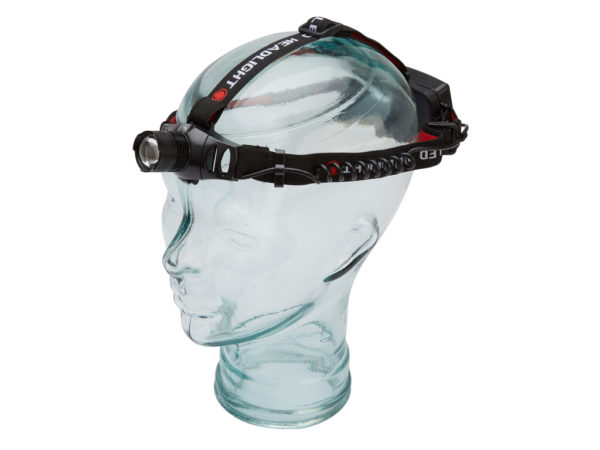 Atredo - Pandelampe - 250 lumen - Opladelig - Aluminium - Sort