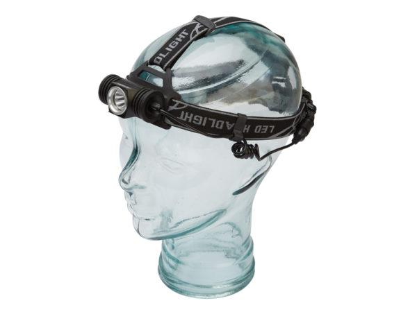 Atredo - Pandelampe - 350 lumen - Opladelig - Aluminium - Sort
