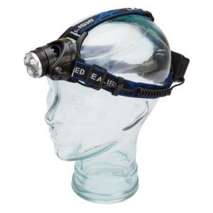 Atredo - Pandelampe - 600-800 lumen - Opladelig - Aluminium - Sort