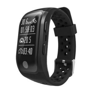 Atredo - Smartwatch - Med GPS - S908 - Touchskærm - Sort