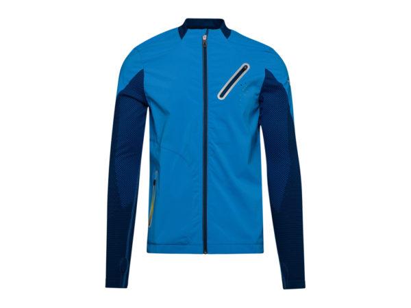 Diadora Jacket Win - Løbejakke Herre- Blå - Str. L/XL