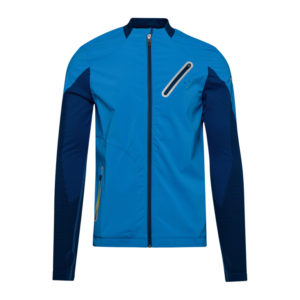 Diadora Jacket Win - Løbejakke Herre- Blå - Str. S/M