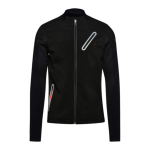 Diadora Jacket Win - Løbejakke Herre- Sort - Str. S/M
