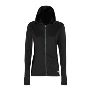 Diadora - L. Jacket Active - Sweatshirt - Dame Sort