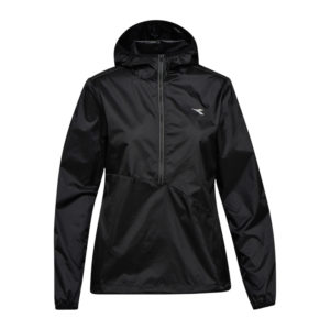 Diadora L. X-Run Jacket - Løbejakke Dame - Sort - Str. XL