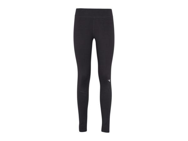 Diadora - L.STC Filament Pant Win - Lange tights - Dame - Sort