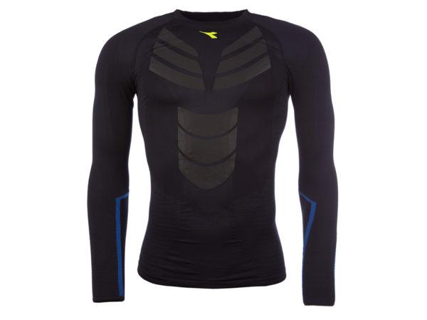 Diadora - LS T-shirt Win - Løbe t-shirt - Herre - Navy