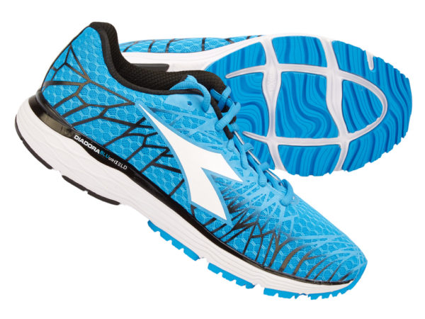 Diadora - Mythos Blushield 3 - Hr - Str. 44,5 - Blå