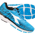 Diadora - Mythos Blushield 3 - Hr - Str. 47,5 - Blå
