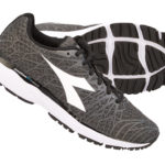 Diadora - Mythos Blushield Fly HIP 2 - Hr. - Str. 42 - Steel grey/Sort