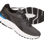 Diadora - Mythos Blushield HIP 4 - Hr. - Str. 45 - Steel grey/Sort