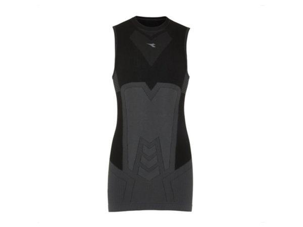 Diadora - SL T-shirt ACT - Basislag - Herre - Sort
