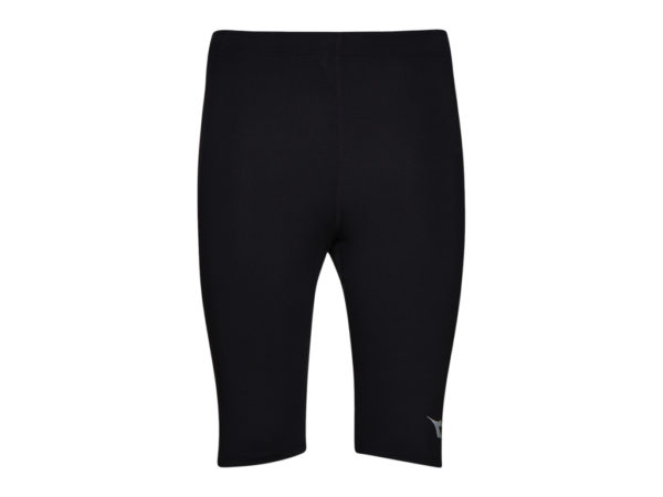 Diadora Short Tight - Løbetights Kort - Herre - Sort - Str. S