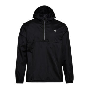 Diadora X-Run Jacket - Løbejakke Herre - Sort - Str. S