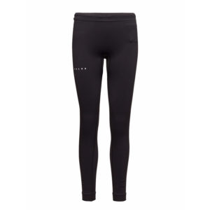Falke Long Tights Dyn - Løbetights til dame - Sort - Str. M