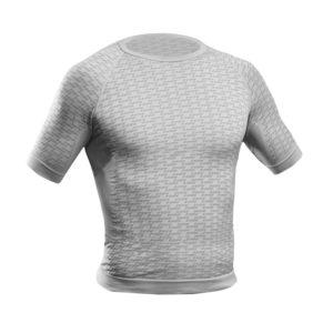 GripGrab Expert Seamless LW Base Layer SS 6014 - Svedundertrøje T-shirt - Grå - Str. XS/S