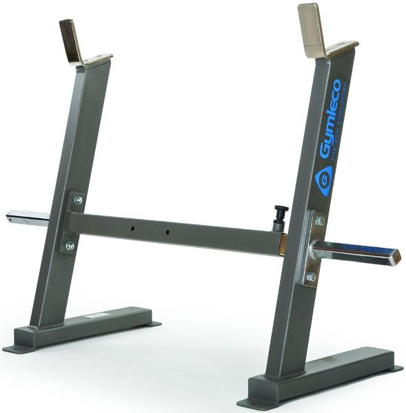 Gymleco 100-Series Curl Bar Rack