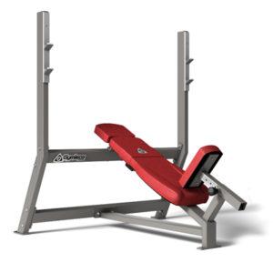 Gymleco 100-Series Incline Bench Press