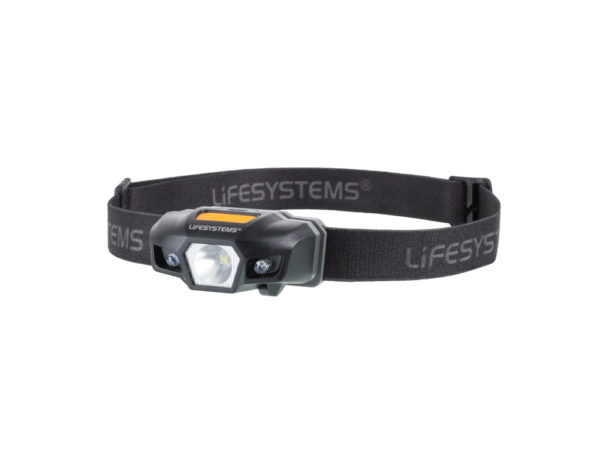 LifeSystems Intensity 155 Head Torch - Pandelampe - Sort