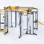 Master BioMotion Crosscage Crossfit Rig 40A