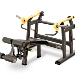 Master Natural Strenght Decline Bench Press