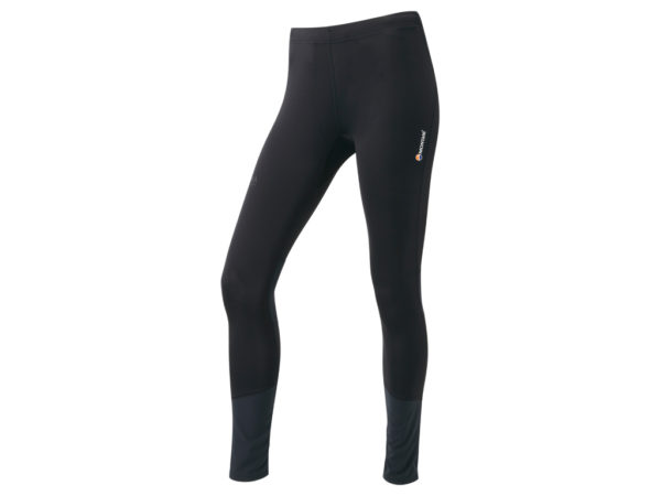 Montane Womens Trail Series Long Tights - Løbetights - Dame - Sort - Str. 36
