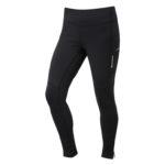 Montane Womens Trail Series Thermal Tights – Løbetights vinter – Dame – Sort – Str. 36