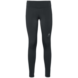 Odlo - Bottom long Core Warm - Løbetights - Dame - Sort