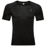 Odlo Performance Light – Sved t-shirt – Herre – Sort – Str. M