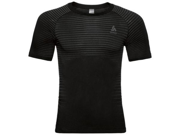 Odlo Performance Light - Sved t-shirt - Herre - Sort - Str. M