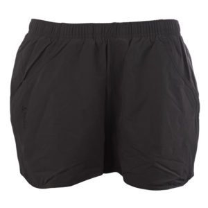 Odlo - Shorts active run - Løbeshorts - Dame - Sort - Str. L