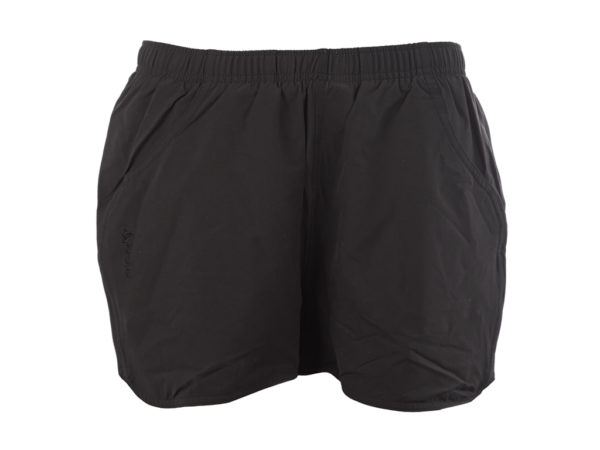 Odlo - Shorts active run - Løbeshorts - Dame - Sort - Str. L