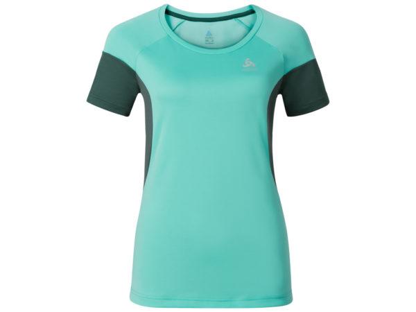 Odlo dame T-shirt - VERSILIA - Cockatoo - Str. S