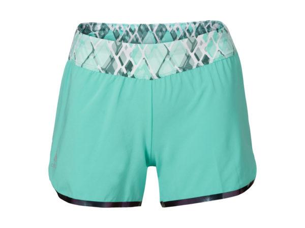 Odlo dame shorts - SAMARA - Cockatoo - Str. M