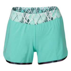 Odlo dame shorts - SAMARA - Cockatoo - Str. XS