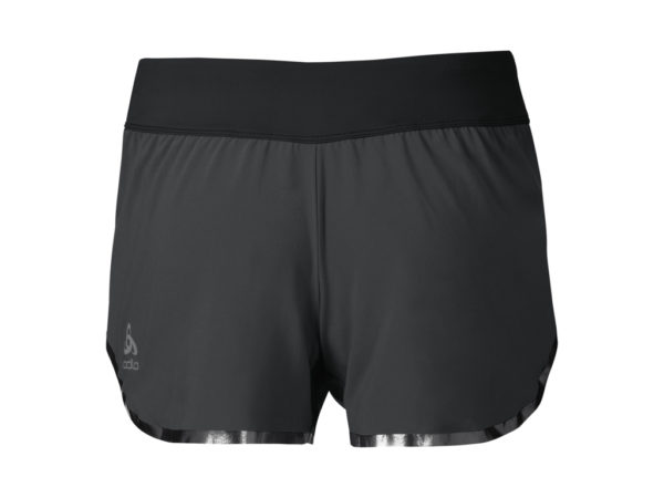 Odlo dame shorts - SAMARA - Graphite grey - Str. M
