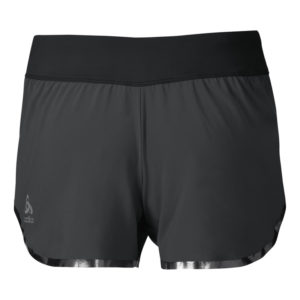 Odlo dame shorts - SAMARA - Graphite grey - Str. S