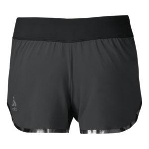 Odlo dame shorts - SAMARA - Graphite grey - Str. S