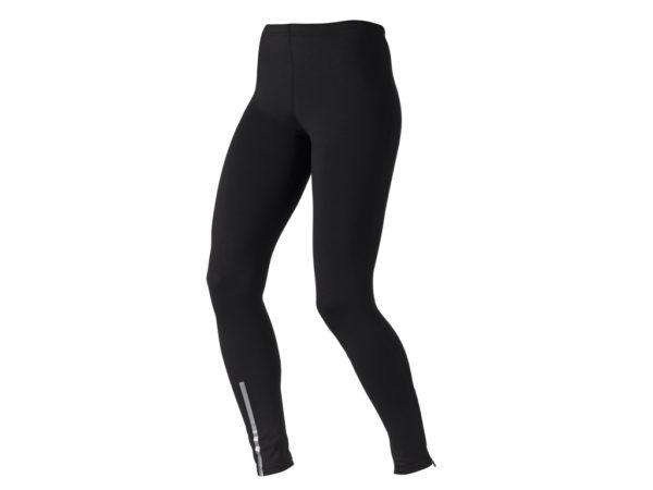 Odlo dame tights lange - SLIQ ACTIVE RUN - Sort - Str. XL