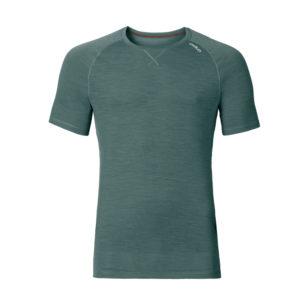 Odlo herre shirt - REVOLUTION TW LIGHT - Silver pine melange - Str. S