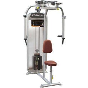 Plamax PL9022 Pec Deck / Rear Delt (Inkl. 77kg)