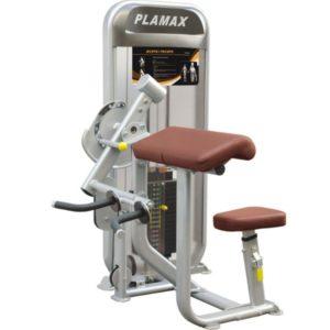 Plamax PL9023 Biceps Triceps (Inkl. 77kg)