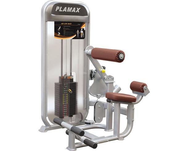 Plamax PL9024 Ab Low Back (Inkl. 113kg)