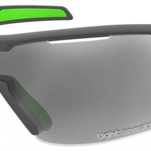 Scott SPUR LS MTB Solbrille - sort/grøn